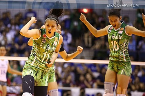 After basketball win, focus now on La Salle volleybelles