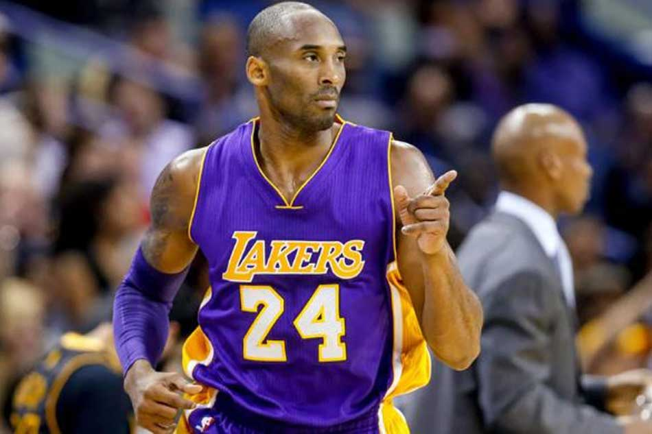 hot sale online 23ccd b91e4 WATCH: Top 10 plays by Kobe Bryant | ABS-CBN News