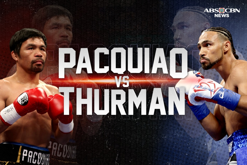 Pacquiao Thurman