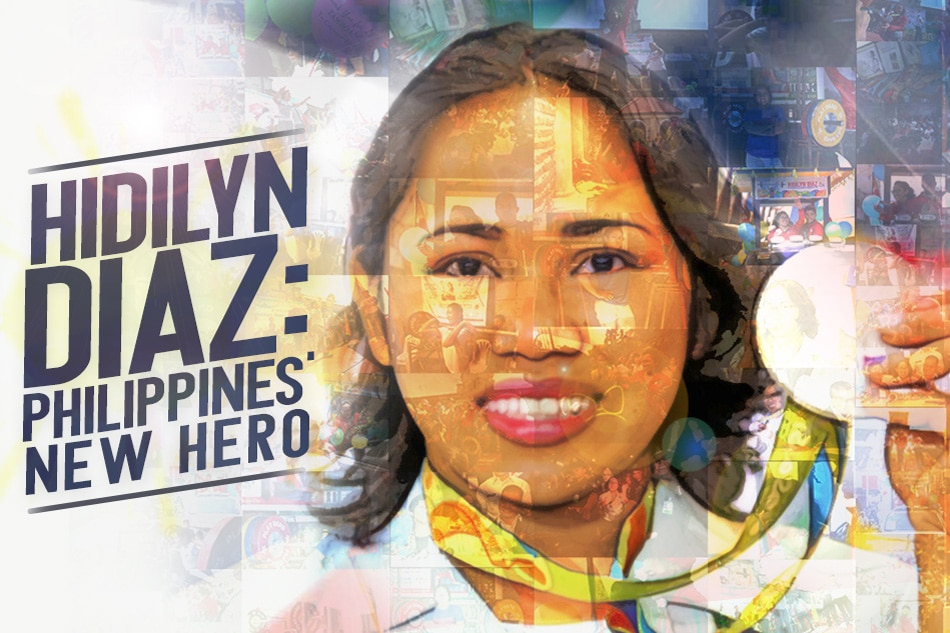 Hidilyn Diaz: Philippines' new hero;