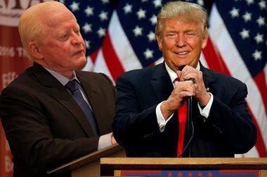 Trump win may be bad for US-PH partnership: Cuisia