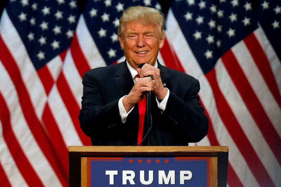 Donald Trump wins US presidential race: AP 1