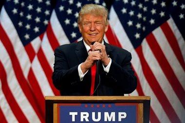 Donald Trump, nahalal na ika-45 pangulo ng Amerika
