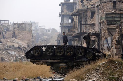 Battle of Aleppo ends after years of bloodshed with rebel withdrawal