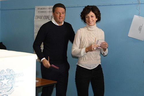 Italy's Renzi loses referendum on constitutional reform: exit polls