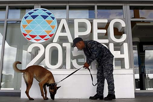 BI restricts 2 foreigners during APEC week