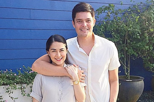 Marian Rivera gives birth to first child