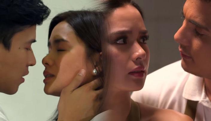 Team Erika-Samuel vs. Team Tonyo-Carrie