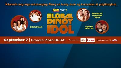 DZMM Global Pinoy Idol