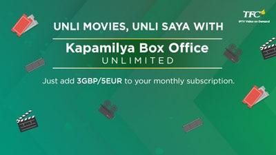 Kapamilya Box Office Unlimited