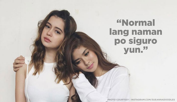 Loisa and Sue clear up their rumored tiff