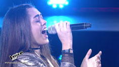 The Voice Teens | Tanya Dawood wins Battle Round