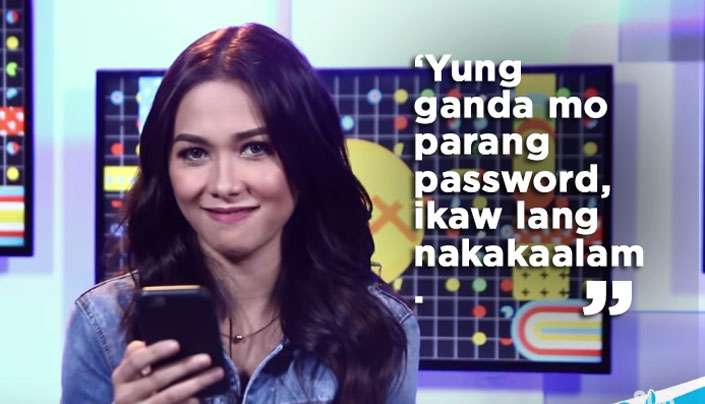 Maja reacts to mean tweets