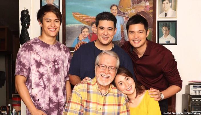 Seven Sundays 2017 biggest Filipino family drama