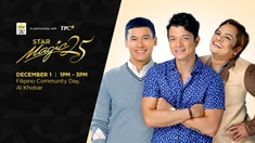 Star Magic 25 Al Khobar