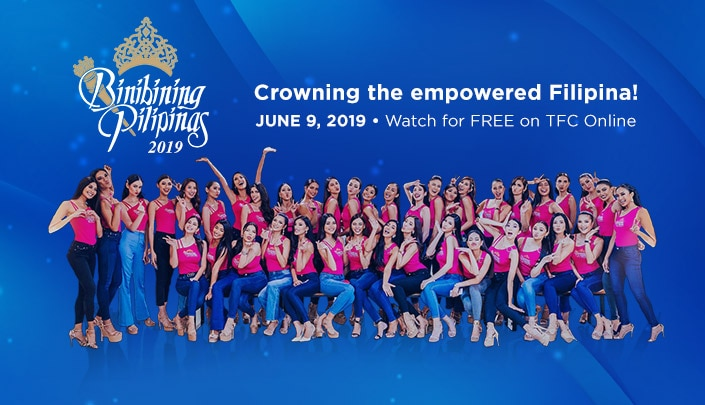 EMEA - Binibining Pilipinas 2019 Grand Coronation Night
