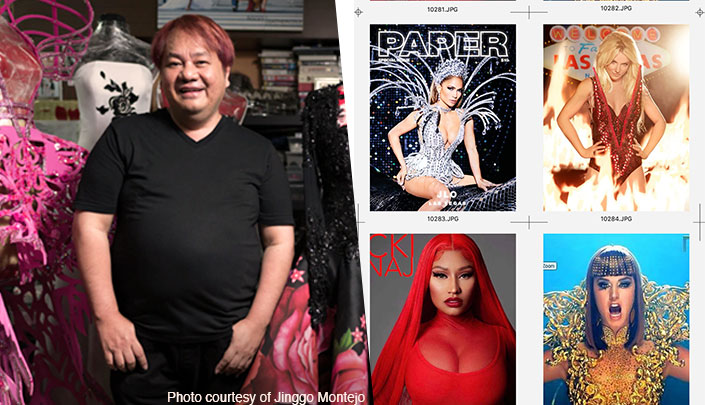 World-class Pinoy designer at dating OFW na si Rocky Gathercole, pumanaw na sa edad na 54
