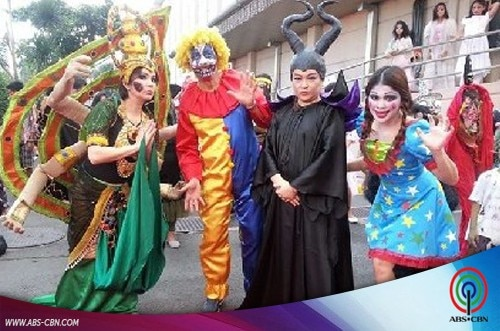PHOTOS: UKG hosts in fabulous Halloween costumes