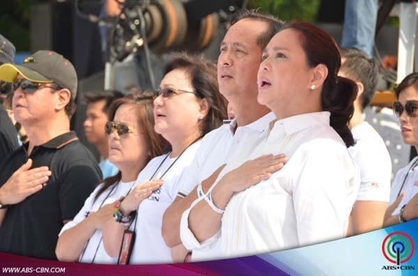 "PHOTOS: ""Grand Kapamilya Weekend"" Opening Ceremony"