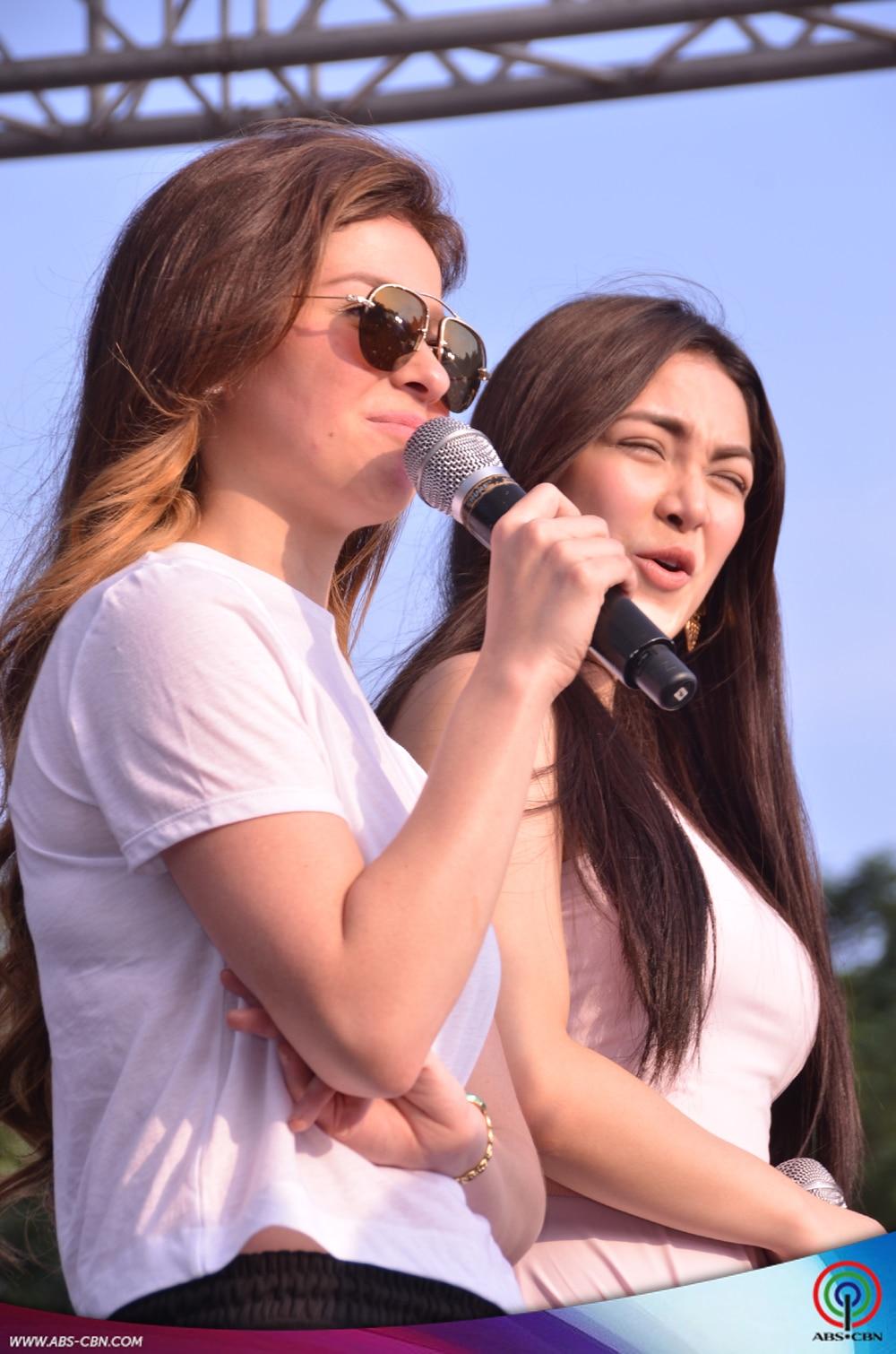 "PHOTOS:  ""Grand Kapamilya Weekend"" Mini Show"