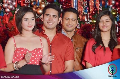 PHOTOS: ABS-CBN Christmas Tree Lighting