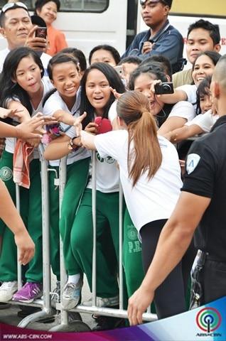 PHOTOS: Juan Dela Cruz cast charity event for Typhoon Yolanda victims