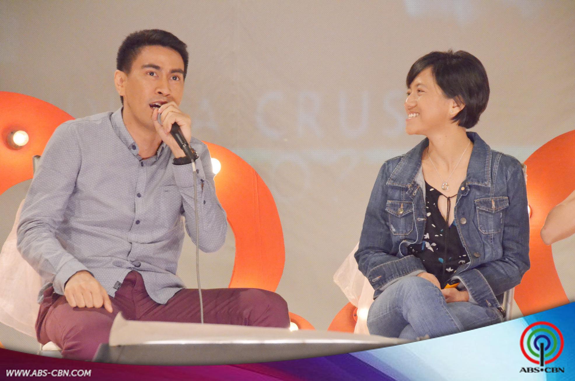 PHOTOS: Bakit Di Ka Crush ng Crush Mo Press Conference