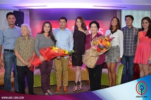 PHOTOS: Sana Bukas Pa Ang Kahapon Presscon
