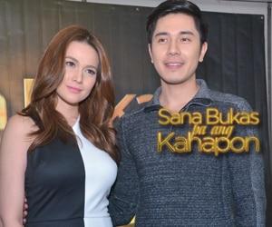 PHOTOS: Sana Bukas Pa Ang Kahapon Thanksgiving Presscon with Bea Alonzo and Paulo Avelino