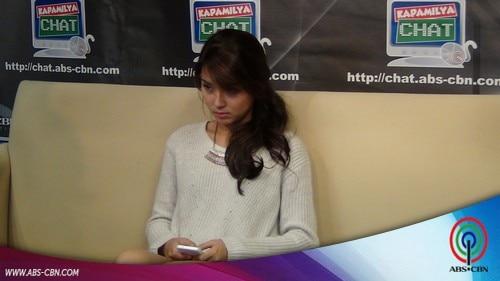 PHOTOS: Kapamilya Chat with Kathryn Bernardo