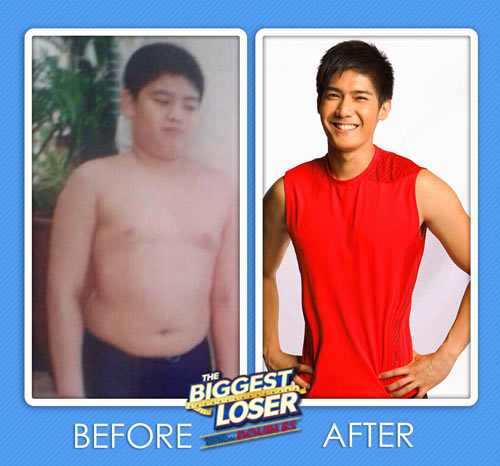 PHOTOS: Kapamilya Throwback: Before and After Photos of Team Biggest Loser