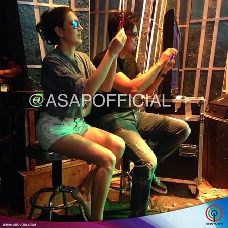 LOOK: Mavy & Cassy Legaspi's ASAP19 Rehearsal Photos with Andrea & Bugoy