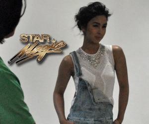 BEHIND THE SHOOT OF STAR MAGIC CATALOGUE 2015: Julia Barretto