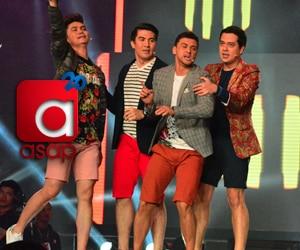 PHOTOS: Ang kulit overload na prod number ng Kanto Boys sa #ASAP20Years