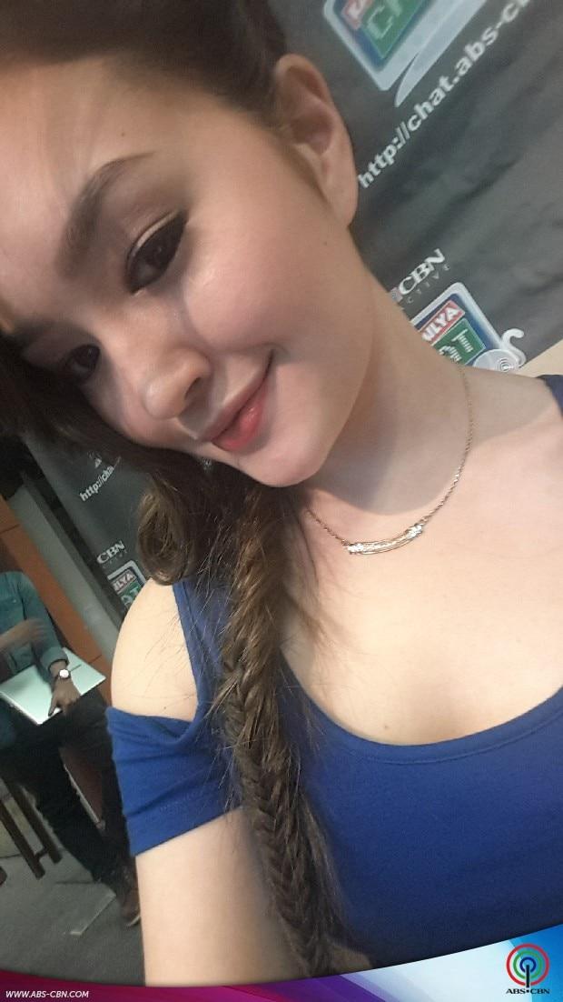 Selfie 101 with Mika dela Cruz