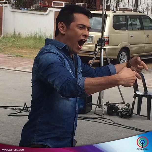 #ShinePilipinas: Cast ng Pasion de Amor, mas pinainit ang summer sa shoot ng ABS-CBN Summer Station ID 2015
