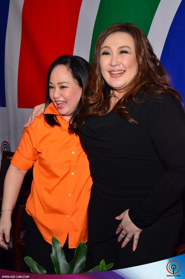 PHOTOS: The Megastar Sharon Cuneta is once again a certified Kapamilya