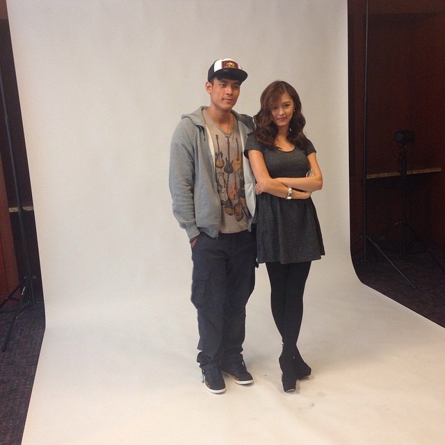 PHOTOS: KimXi serye, soon on ABS-CBN
