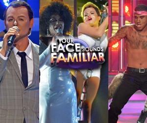 PHOTOS: Your Face Sounds Familiar Grand Showdown