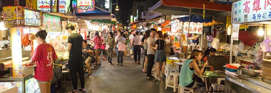 Food, Taiwan, Taipei, Travel, Night Market, Shilin Night Market